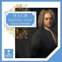 Gustav Leonhardt - Bach English Suites - Partitas.