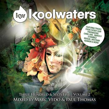 Marc Vedo & Paul Thomas - Koolwaters 365 Vol. 2 (Mixed By Marc Vedo & Paul Thomas)