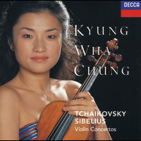 André Previn / London Symphony Orchestra / Kyung Wha Chung - Tchaikovsky: Violin Concerto / Sibelius: Violin Concerto
