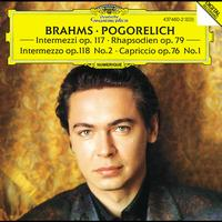 Ivo Pogorelich - Brahms: Capriccio in F sharp minor Op.76 No.1