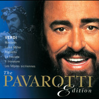 Luciano Pavarotti - The Pavarotti Edition, Vol.3: Verdi