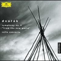 "James Levine - Dvorák: Symphony No.9 ""From the new world""; Cello Concerto Op.104"