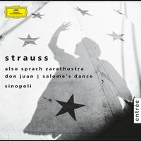 Giuseppe Sinopoli - Richard Strauss: Also sprach Zarathustra/Don Juan/Salome:Dance of the Seven Veils