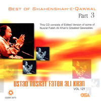 Nusrat Fateh Ali Khan - Best of Shahenshah-E-Qawwal Vol. 121