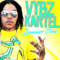 Vbyz Kartel - Vybz Kartel - Summer Time  - Single