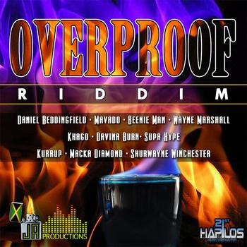 Various Artists - Overproof Riddim