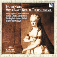 The English Concert / Trevor Pinnock - Haydn: Missa Sancti Nicolai; Theresienmesse