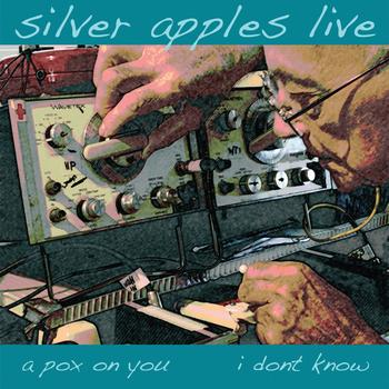 Silver Apples - Silver Apples European Tour Single 2011