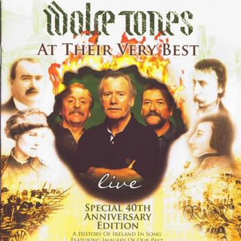 The Wolfe Tones - At Their Very Best Live