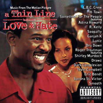 Various Artists - A Thin Line Between Love & Hate (Music From the Motion Picture [Explicit])