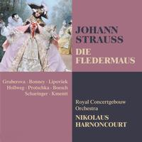 Various Artists - Strauss, Johann II : Die Fledermaus