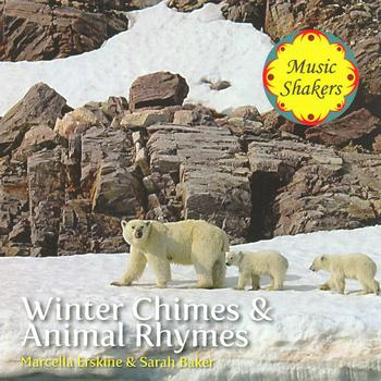 Music Shakers - Winter Chimes & Animal Rhymes