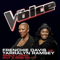 Frenchie Davis - Single Ladies (Put A Ring On It) (The Voice Performance)