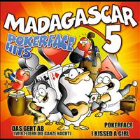 Madagascar 5 - Pokerface Hits