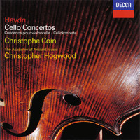 Christophe Coin - Haydn: Cello Concertos