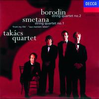"Takács Quartet - Borodin/Smetana: String Quartet No.2/String Quartet No.1 ""From My Life"""