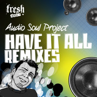 Audio Soul Project - Have It All Remixes