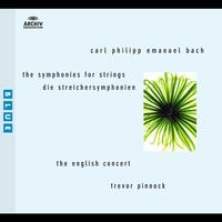 The English Concert / Trevor Pinnock - Bach, C.P. E. Symphonies for Strings