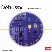 Werner Haas - Debussy: Piano Music