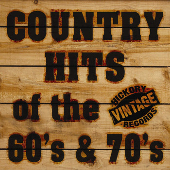 Various Artists - Country Hits of the 60's & 70's