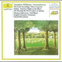 "Pinchas Zukerman - Vaughan Williams: Fantasia On ""Greensleeves""; The Lark Ascending / Delius: Two Pieces; Two Aquarelles; Intermezzo / Walton: Two Pieces"