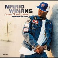 Mario Winans - Never Really Was (German PockIt Disc)
