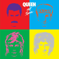 Queen - Hot Space (Deluxe Remastered Version)