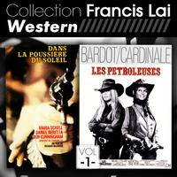 Francis Lai - Collection Francis Lai - Western, Vol. 1 (Bandes originales de films)