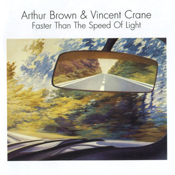 Arthur Brown - Faster Than the Speed of Light