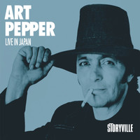 Art Pepper - Live in Japan