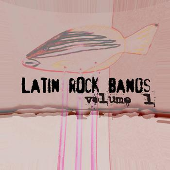 Los Gatos Negros - Latin Rock Bands Vol. 1