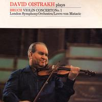 David Oistrakh - David Oistrakh Plays Bruch: Violin Concerto No. 1 In G Minor