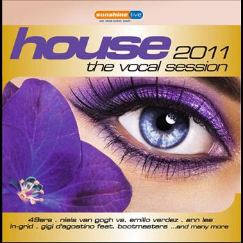 Various Artists - House: The Vocal Session 2011