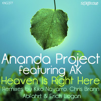 Ananda Project - Heaven Is Right Here