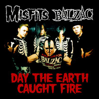 Misfits - Day The Earth Caught Fire - Single