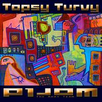 The Away Team - Topsy Turvy World