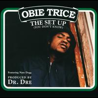 Obie Trice - The Set Up (Intl Alternate 'clean' Art Version)