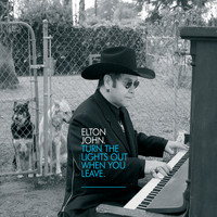 Elton John - Turn The Lights Out When You Leave (UK comm Maxi)