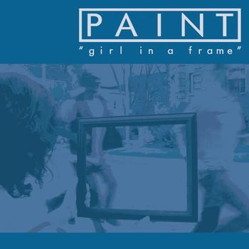 Paint - Girl in a Frame
