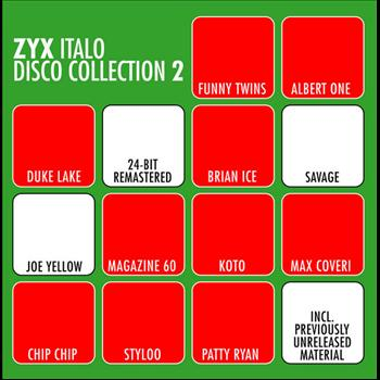 Various Artists - ZYX Italo Disco Collection 2