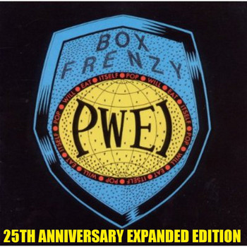 Pop Will Eat Itself - Box Frenzy (25th Anniversary Expanded Edition)