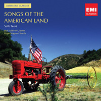 Salli Terri - Songs Of The American Land/Voices Of The South