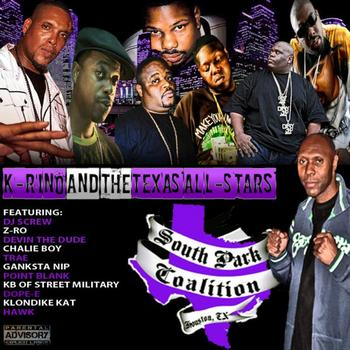 K-Rino - K-Rino and the Texas All-Stars (South Park Coalition)