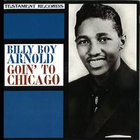 Billy Boy Arnold - Goin' To Chicago