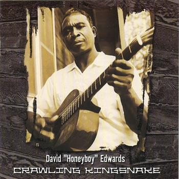 "David ""Honeyboy"" Edwards - Crawling Kingsnake"