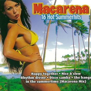 Various Artists - Macarena (16 Hot Summerhits)