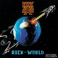 Kick Axe - Rock The World