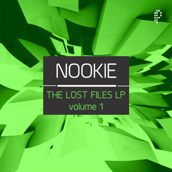 Nookie - The Lost Files LP (Vol. 1)
