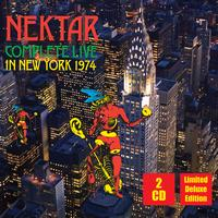 Nektar - Complete Live In New York 1974