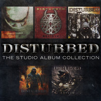 Disturbed - The Studio Album Collection (Explicit)